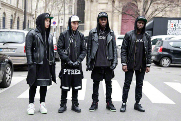 jacket pyrex clothes tumblr clothes menswear black white perfecto shoes sneakers jeans skinny jeans skiny jeans pants skinny pants shorts cute shorts long sleeves oversized t-shirt t-shirt shirt tumblr shirt graphic tee fashion graphic tee leather jacket winter jacket chanel style jacket black jacket bomber jacket snapback black snapback hat dope dope shit swag winter swag swag jacket street streetstyle street goth streetwear trill winter outfits cute outfits outfit hoodie hoodie coat timberlands black timberlands urban menswear mens sportswear